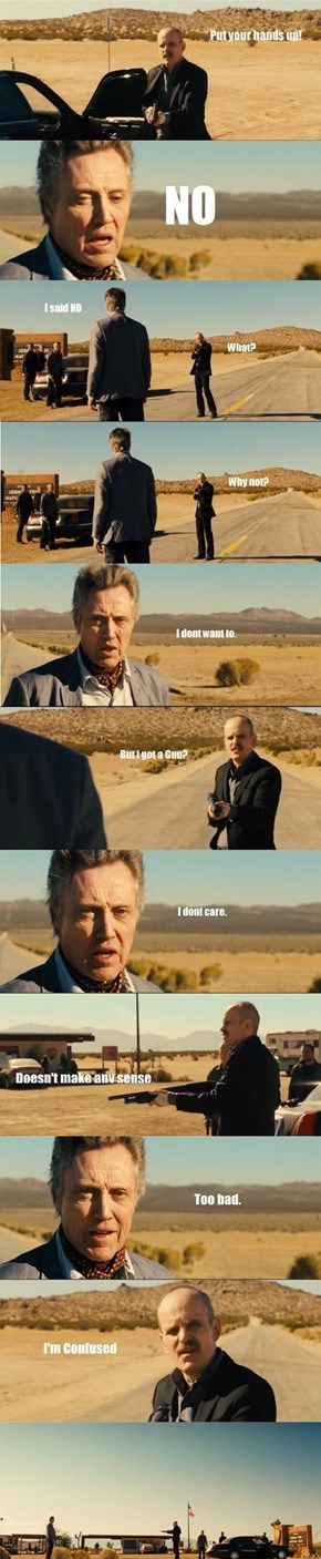 Christopher Walken Is That Badass