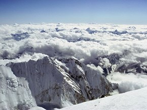 A Rare View From the Top of Everest