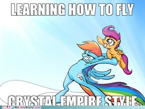 Scootaloo Will Finally Fulfill Her Destiny