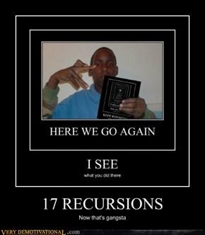 17 RECURSIONS