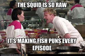 Why would you cook squid girl!?!