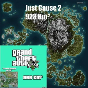 Putting Grand Theft Auto V Into Perspective
