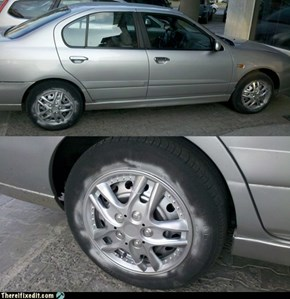 New model alloy tyres