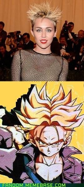 Super Saiyan Cyrus