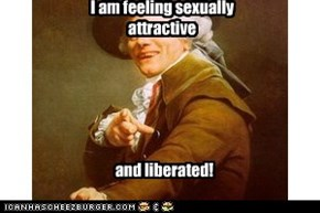 I am feeling sexually attractive