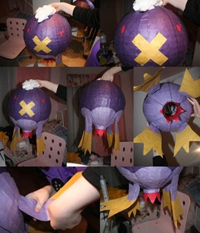 I Would Love a Pokemon Themed Lamp