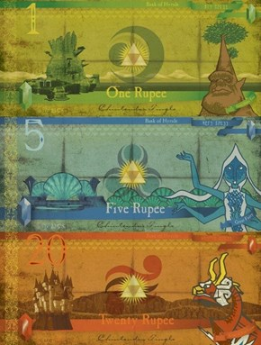 These Hylian Bank Notes Need to Be Real