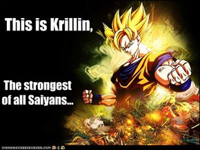This is Krillin,