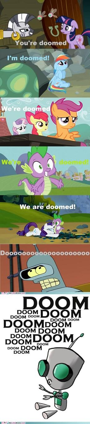 Doomed!