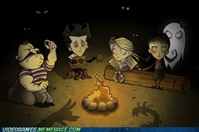 Don't Starve would be so much better with multiplayer