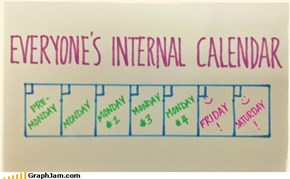 Everyone's Internal Calendar