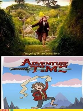 Im going on an adventure