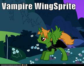 Vampire WingSprite
