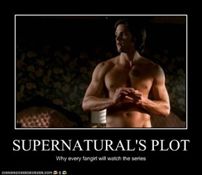 SUPERNATURAL'S PLOT