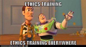 ETHICS TRAINING  ETHICS TRAINING EVERYWHERE