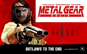 Metal Gear Solid V Looks Like a Sequel to Red Dead Redemption