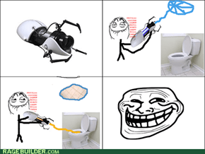 trolling with portals