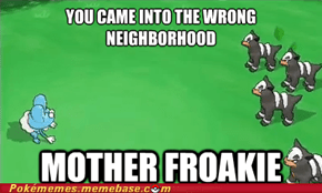 Wrong Neighborhood Indeed...