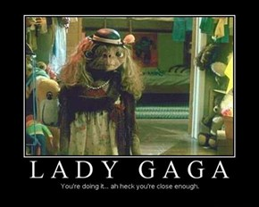 Lady Gaga Phone Home
