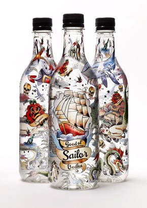 Sailing the Seas of Vodka