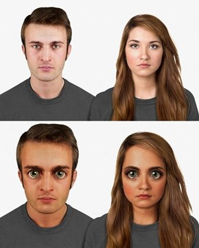 A New Perspective of the Day: Human Faces of the Future