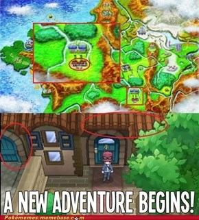 A New Adventure Begins