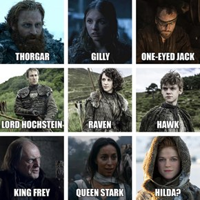 One Dad's Take on the Name-Game of Thrones is Sure to Make You Laugh