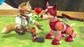 Super Smash Bros Dating Sim