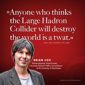 Well Said, Mr. Cox