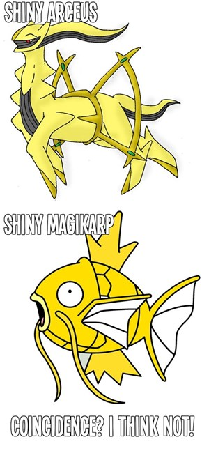 Magikarp Is God