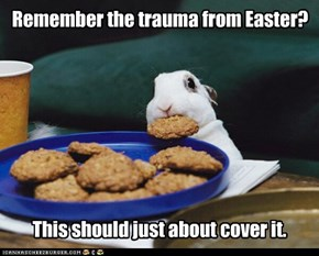 Remember the trauma from Easter?