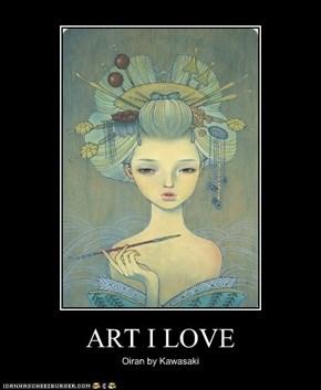 ART I LOVE