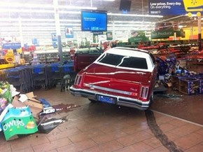 Always Low Prices, Never Car Insurance