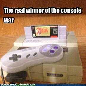 The real winner of the console war