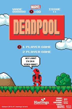 The Original Deadpool Game