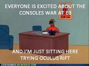 Oculus Rift exclusive on PS4?