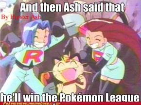 Ash funny joke