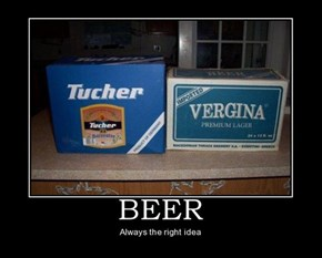 Beer Gives You Ideas