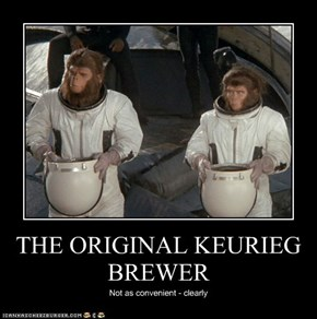 THE ORIGINAL KEURIEG BREWER