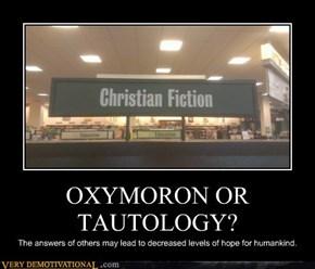 Barnes & Noble Makes Me Ponder