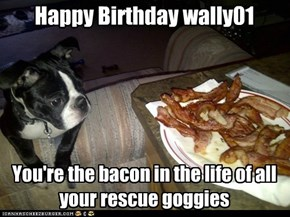 Happy Birthday wally01