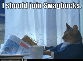 I should join Swagbucks.