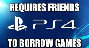 A Flaw With the Playstation 4