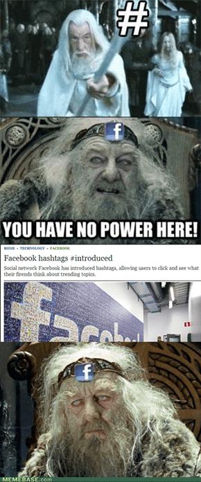 Théoden is ashamed