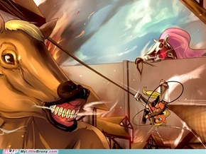 Attack on Stallion