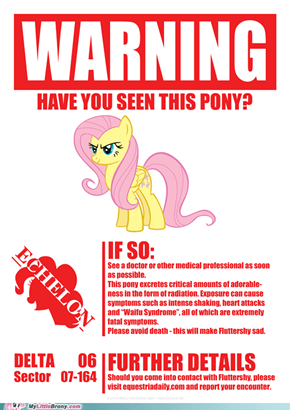 Another PSA from the Equestria Department of Health.