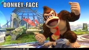 *DONKEY-FACE