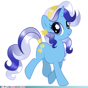 Crystal Colgate is best Crystal Pony