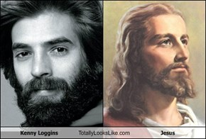 Kenny Loggins Totally Looks Like Jesus