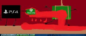 Xbox One's alternate death